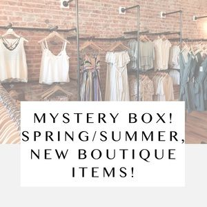 🌺Mystery Box! Spring Summer Boutique Wholesale!